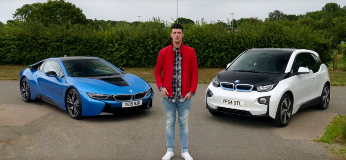 Things you need to know about the BMW i3 and i8 – Video
