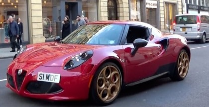 Things you should know about the Alfa Romeo 4C (2)