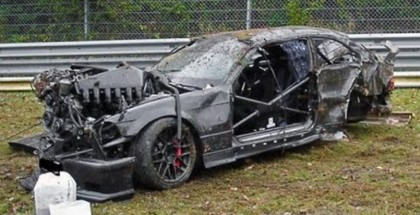 Top 10 Crashes on Nurburgring from 2013 to 2015 (2)