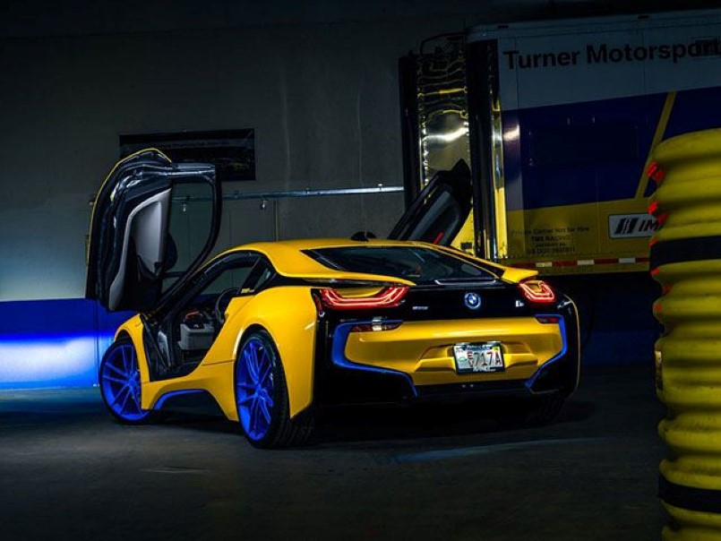 Tuned Bmw I8 By Turner Motorsports Dpccars