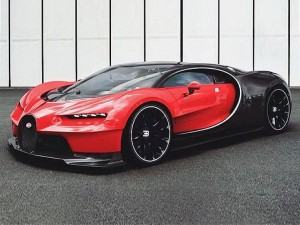 We have good reason to believe this is what the Bugatti Chiron will look like