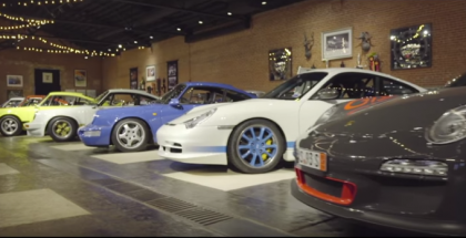 eGarage - Learn about the Porsche 911 RS Cars (2)