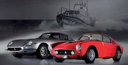 $14 Million Worth Of Ferraris auctioned for lifeboat charity (14)
