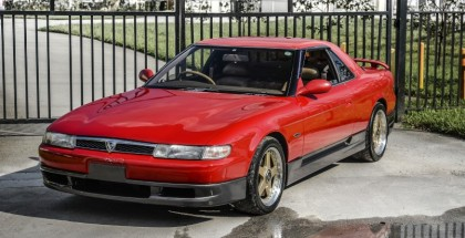 1990 Mazda Eunos Cosmo Has Three Rotors Two Turbos and for sale (4)