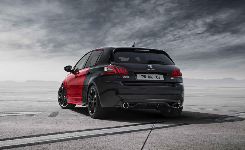 2015 peugeot 308 gti reviews video dpccars. Black Bedroom Furniture Sets. Home Design Ideas
