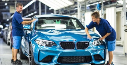 2016 BMW M2 Coupe production starts (2)