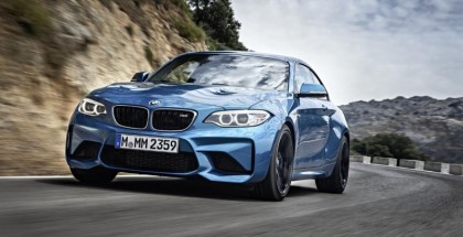 2016 BMW M2 - Official (23)