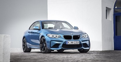 2016 BMW M2 - Official (6)