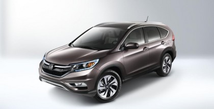 2016 Honda CR-V - Official (19)