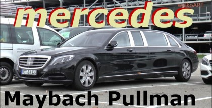 2016 Mercedes-Maybach S600 Pullman takes to parking spots (2)
