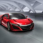 2017 Acura NSX will have at 573 horsepower 476 lb-ft and weighs 3,803 lbs (1)