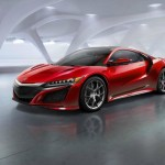 2017 Acura NSX will have at 573 horsepower 476 lb-ft and weighs 3,803 lbs (4)