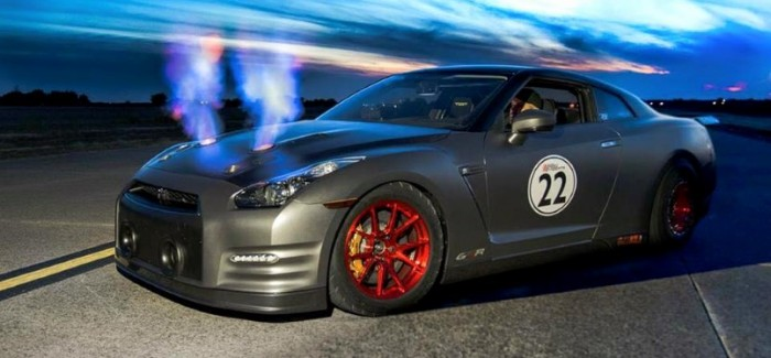 2276HP Nissan GT-R New Dyno World Record