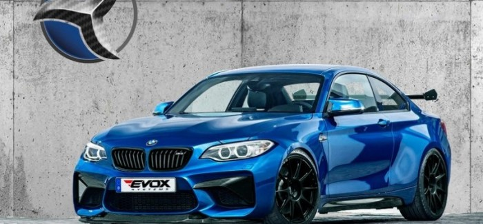 480PS Widebody BMW M2 Coupe imagined by Alpha-N Performance (5)