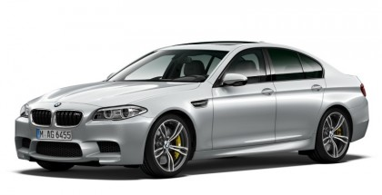 600PS BMW M5 - Pure Metal Edition (2)