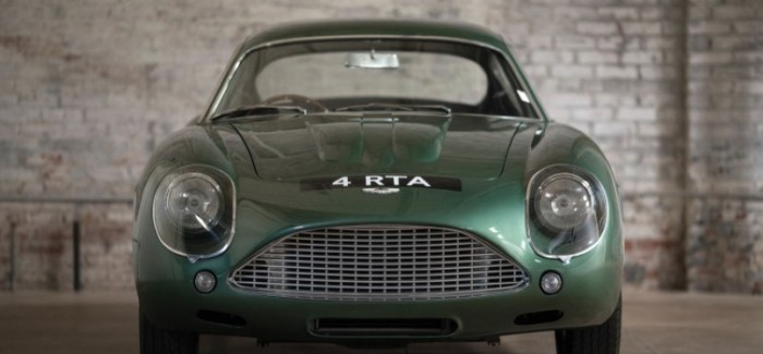 Aston Martin DB4 GT Zagato expected to sell over $16 Million (8)