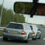 Audi RS4 with matching trailer (1)