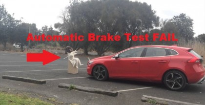 Automatic Brake Test FAIL Compilation (1)