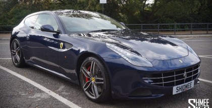 Automotive Youtuber Shmee150 Takes Delivery Of His Ferrari FF (2)
