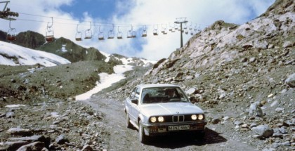 BMW 30 years of offering all-wheel drive (3)
