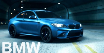 BMW M2 will be in Need for Speed video game