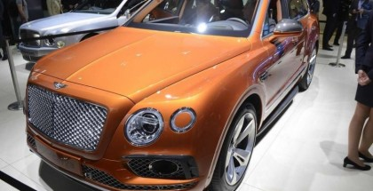 Bentley Bentayga diesel will get e-turbo technology (7)
