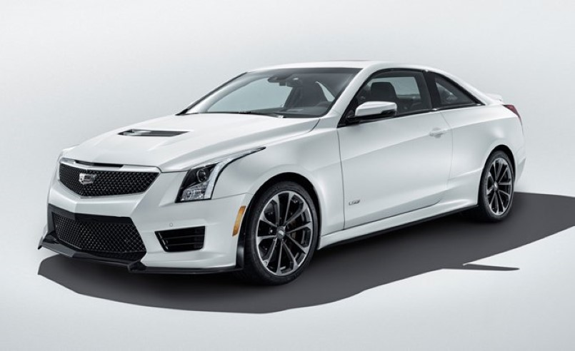 cadillac s 2016 ats v cts v crystal white frost editions dpccars. Black Bedroom Furniture Sets. Home Design Ideas