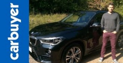 Carbuyer BMW X1 SUV review (1)