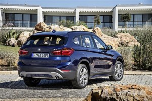 Carbuyer BMW X1 SUV review (2)