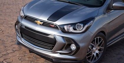 Chevy bringing Spark RS Concept - Official (2)