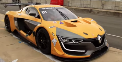 Chris Harris goes nuts over Renault Sport R.S. 01 (1)