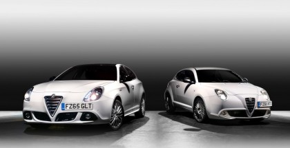 Collezione trim level for the Alfa Romeo MiTo and the Giulietta hatchbacks (3)