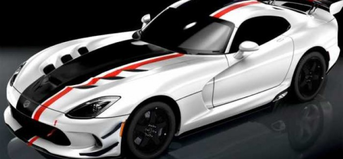 Dodge Viper production will end in 2017
