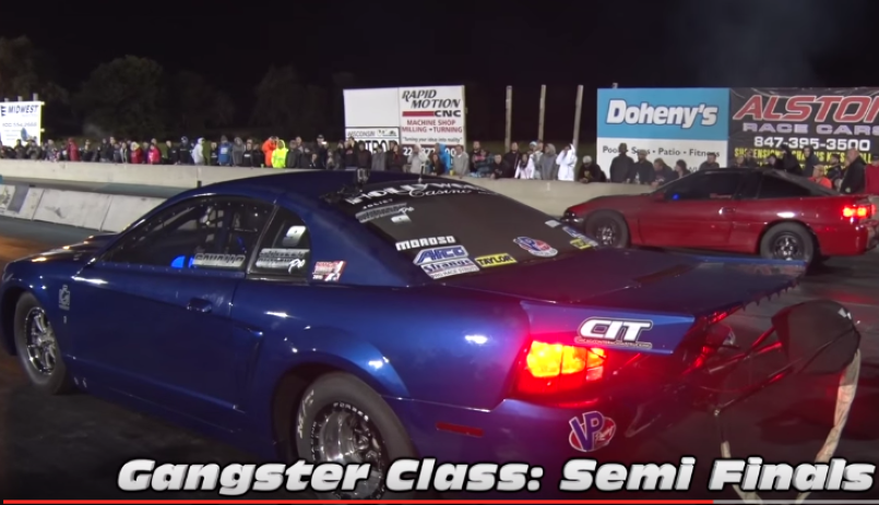 Drag Racing Turbo 4 Cylinder Vs V8 2