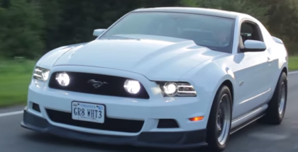 E85 700HP CORN FED Paxton Mustang Review (2)