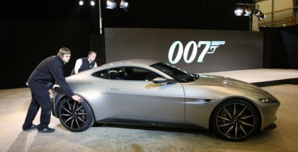 Everything you need to know about 007 Aston Martin DB10 (1)