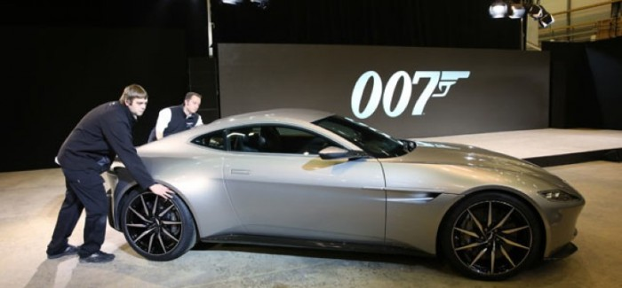 Everything You Need To Know About Aston Martin DB Video - Aston martin 007