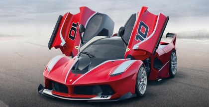 Ferrari IPO started listed at NYSE under the symbol RACE