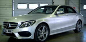 Fifth Gear - Team review of the new C300 BlueTEC Hybrid AMG Line (1)