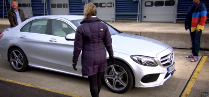 Fifth Gear – Team review of the new C300 BlueTEC Hybrid AMG Line – Video
