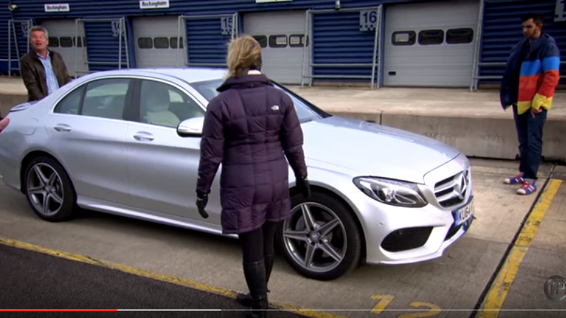 Fifth Gear – Team review of the new C300 BlueTEC Hybrid AMG