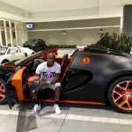 Floyd Mayweather adds another Bugatti Veyron to his car collection (1)