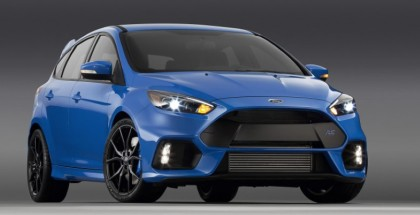 Ford Focus RS gets stall recovery tech