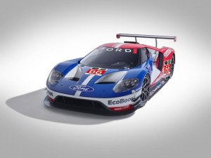 Ford GT racecar development with Sebring track test footage (1)