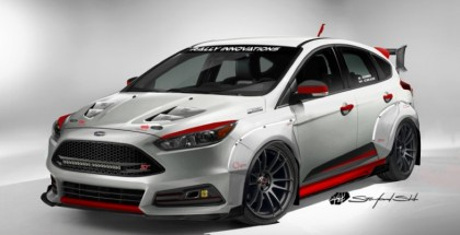 Ford unvails hot hatch lineup for SEMA (4)
