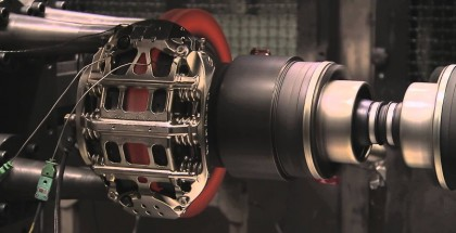 Formula one brake testing is something we can watch for hours (2)