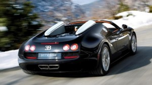 How much does it cost to own a Bugatti Veyron (1)