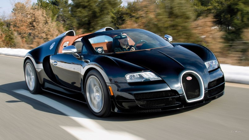 how much does it cost to own a bugatti veyron video dpccars. Black Bedroom Furniture Sets. Home Design Ideas