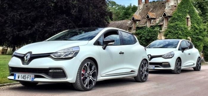 How to use the R.S. Drive on the Clio R.S. 200 EDC and Clio R.S. 220 EDC Trophy – Video