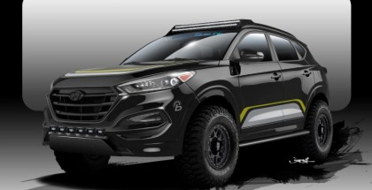 Hyundai Tucson by Rockstar Performance Garage